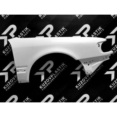 Крыло переднее левое для Audi 100 C4