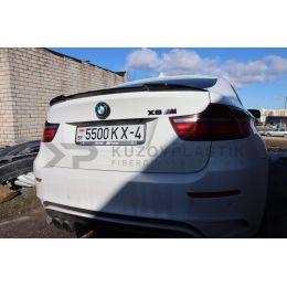 Спойлер BMW Х6 E71/E72
