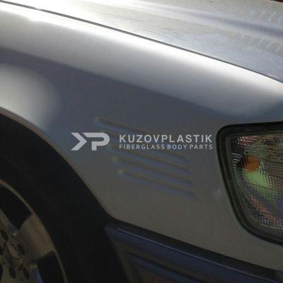 Крылья мерседес w124 из стеклопластика